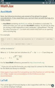 Epsilon Notes: Markdown Editor 2.31-7 Apk 4