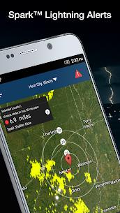 Weather by WeatherBug: Live Radar Map & Forecast 1