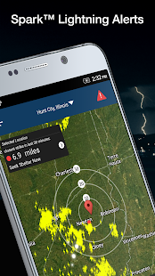 Weather by WeatherBug: Live Radar Map & Forecast Screenshot