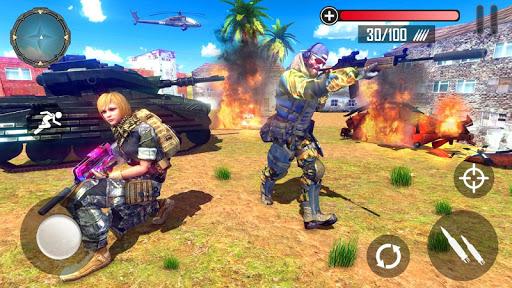 Counter Attack FPS Battle 2019 1.1 Screenshots 6
