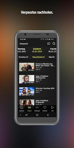 ORF TVthek: Video on demand android2mod screenshots 3
