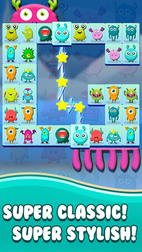 Onet Connect Monster - Play for fun apkslow screenshots 20