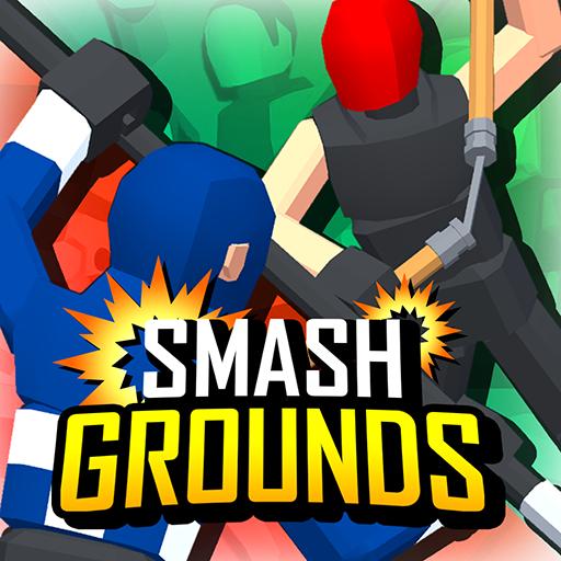 Smashgrounds.io: Epic Ragdoll Battle