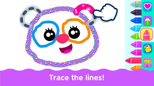 Bini Toddler Drawing Apps! Coloring Games for Kids apktram screenshots 18