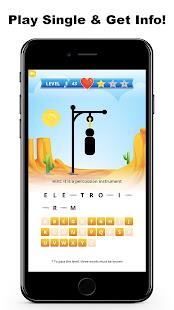 Hangman Multiplayer - Online Word Game 8.0.6 Screenshots 6