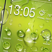 Waterdrop launcher theme &wallpaper