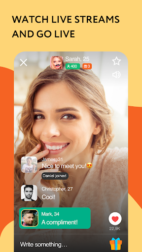 Mamba - Online Dating: Chat, Date and Make Friends  screenshots 6