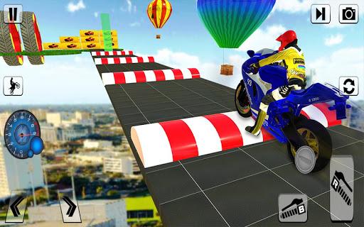 Bike Impossible Tracks Race: 3D Motorcycle Stunts 3.0.4 screenshots 11