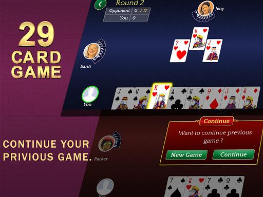 Callbreak, Ludo, Rummy, 29 & Solitaire Card Games 2.8 screenshots 13