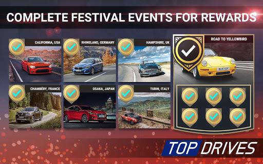 Top Drives u2013 Car Cards Racing  screenshots 23