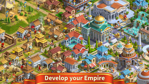 Rise of the Roman Empire: Grow, Build your Kingdom screenshots 1