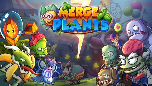 Merge Plants: Zombie Defense 1.2.8 screenshots 1