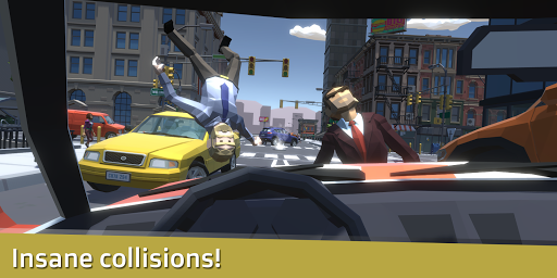 Sandbox City - Cars, Zombies, Ragdolls! screenshots 2