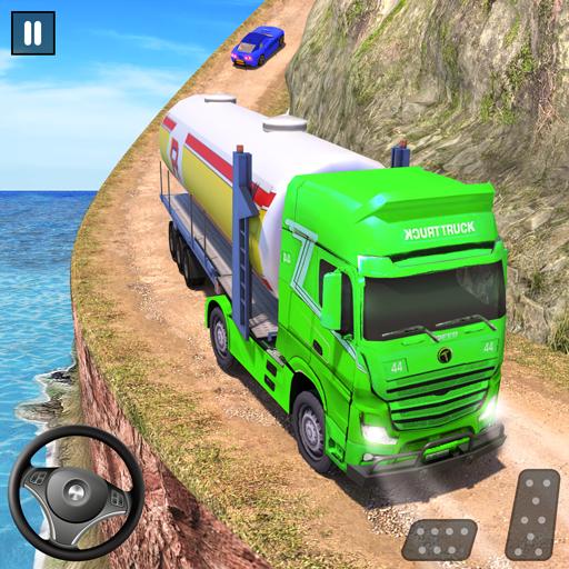 Oil Truck Simulator Game
