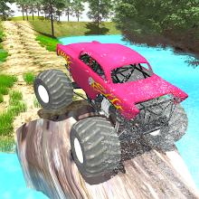Hill Truck Driving Simulator: Monster Truck Driver APK