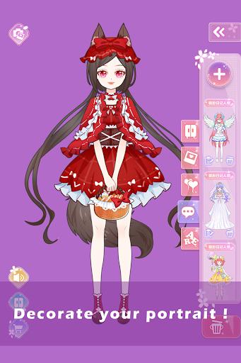 Vlinder Princess - Dress Up Games,Avatar Fairy APK MOD (Astuce) screenshots 5