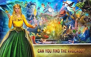 Hidden Object Enchanted Kingdom