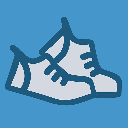 iWalker Exercise Tracking & Heart Rate Training icon