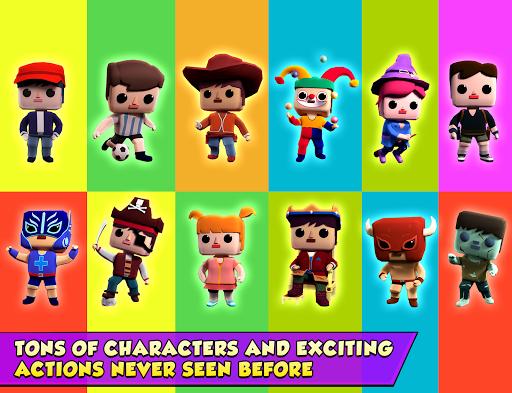 KIDDY RUN - Blocky 3D Running Games & Fun Games 1.04 screenshots 6