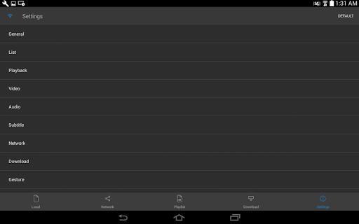 nPlayer android2mod screenshots 14