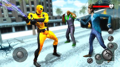 Superhero Crime City - Captain Dead Sword Pool  screenshots 1