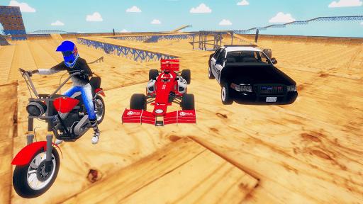 motorcycle infinity driving simulation extreme screenshot 1