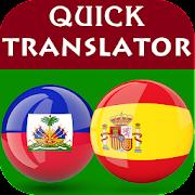 Haitian Spanish Translator