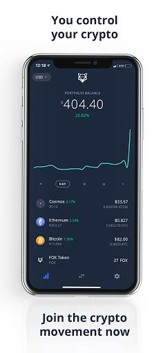 Foto do ShapeShift Buy & Trade Bitcoin & Top Crypto Assets