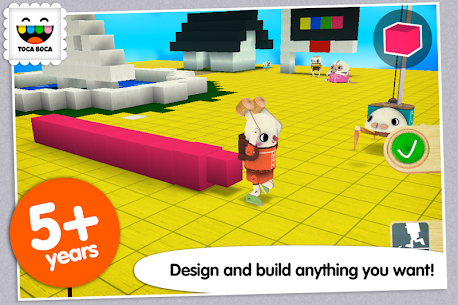 Toca Builders  Apps For Pc – How To Install And Download On Windows 10/8/7 1