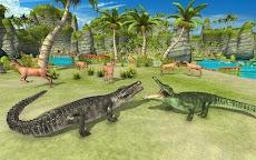 Hungry Crocodile Attack 2019: Crocodile Gamesのおすすめ画像2