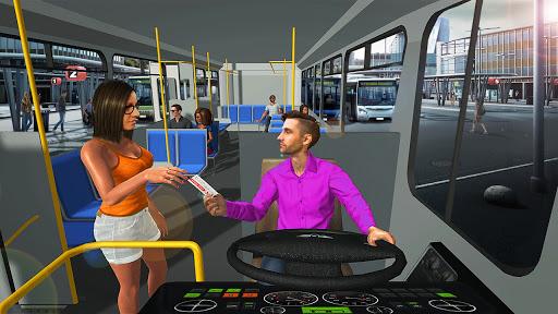 Bus Simulator 2020: Coach Bus Driving Game screenshots 7