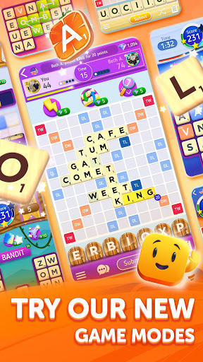 Scrabbleu00ae GO - New Word Game 1.30.2 screenshots 3