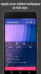 Wallpaper Modder Pro v5.8 MOD APK – Wallpaper Editor Setter Saver 3