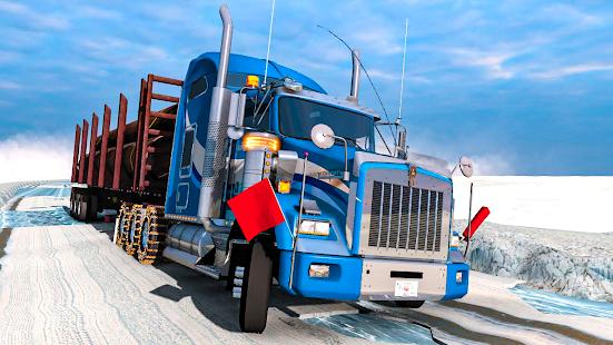 American Truck Simulator Heavy Cargo 3D Unlimited Money