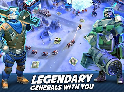 Tower Defense Generals TD For Pc | How To Install – (Windows 7, 8, 10 And Mac) 2