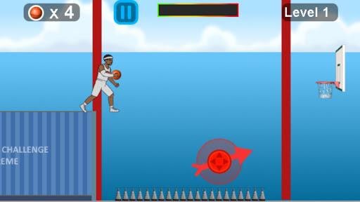 Télécharger Gratuit Basketball Challenge Extreme APK MOD (Astuce) screenshots 4