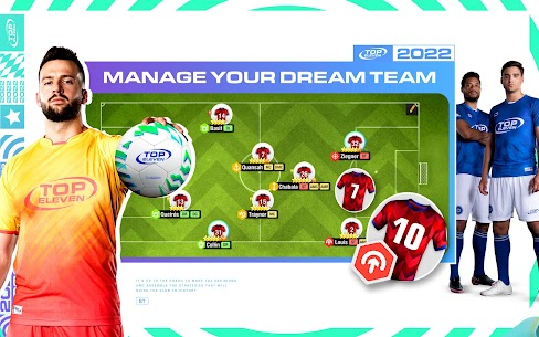 Top Eleven Be a Soccer Manager 10