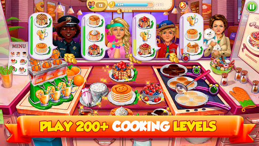 Tasty World: Cooking Voyage - Chef Diary Games 1.6.0 screenshots 9