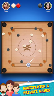 carrom master - best online carrom disc pool game hack