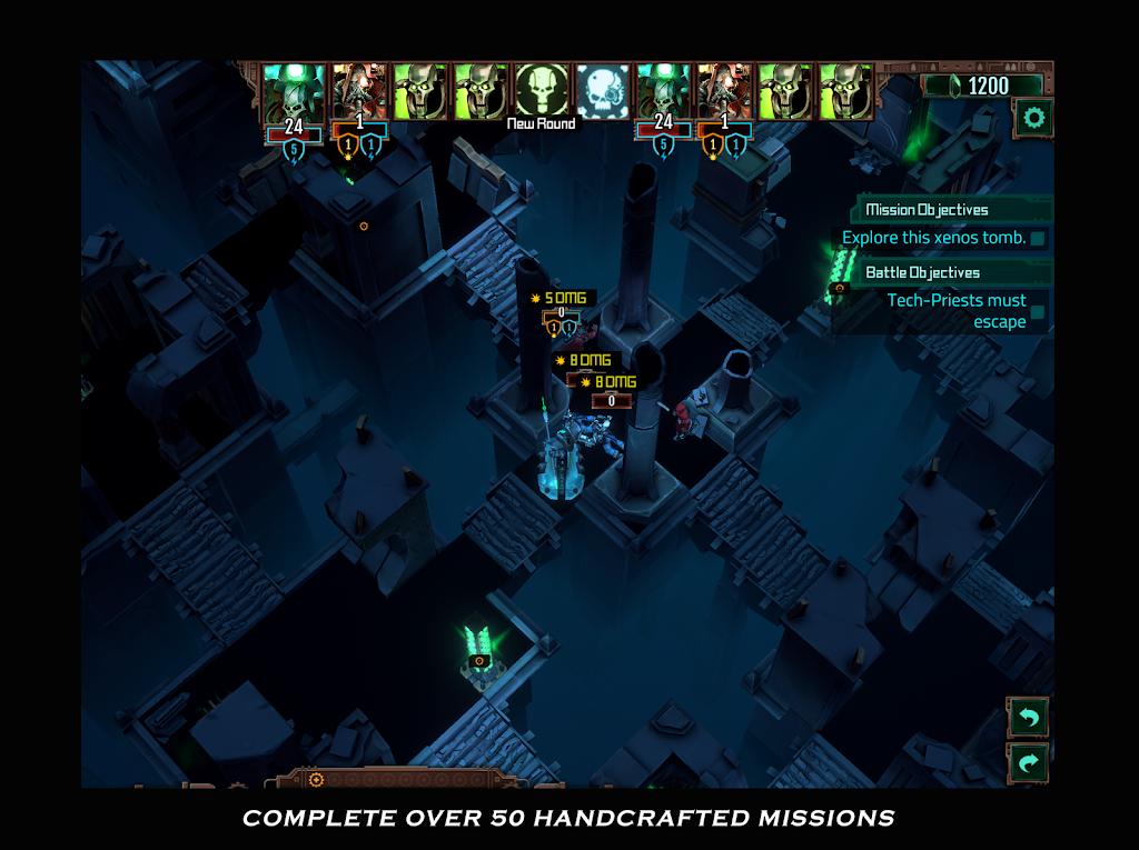 Warhammer 40,000: Mechanicus poster 11