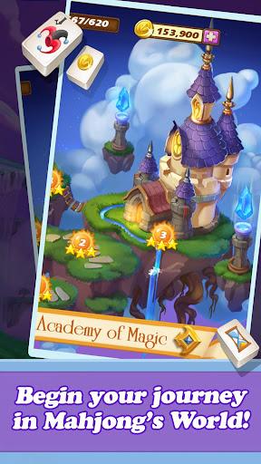 Offline Mahjong: Magic Islands No WiFi 91 screenshots 1