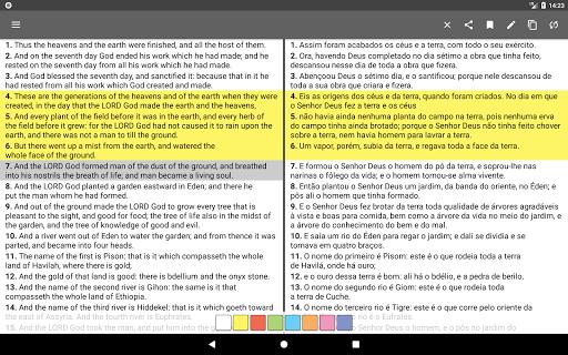 Bible Offline App Free + Audio, KJV, Daily Verse 8.5.4 Screenshots 11