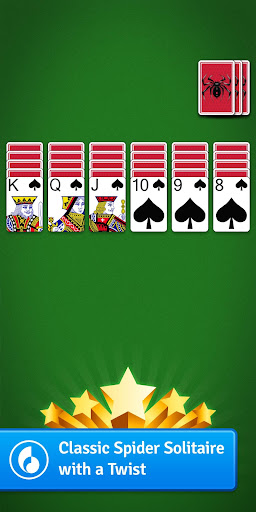 Spider Go: Solitaire Card Game 1.3.2.500 screenshots 1