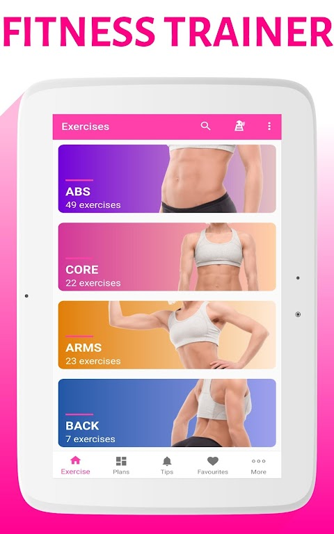 Women Workout - Home Workout for Women Lose Weight  poster 7