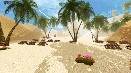 Desert Hawks: Soldier War Game Apkfinish screenshots 2