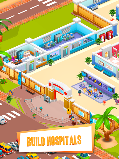 Idle Frenzied Hospital Tycoon  screenshots 13