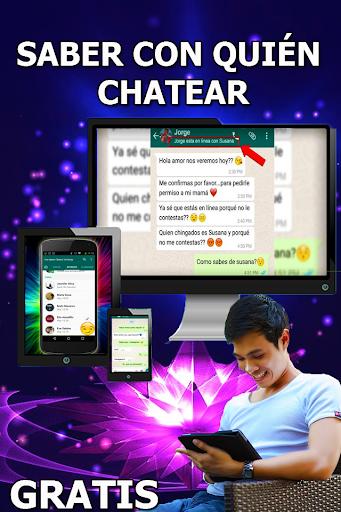 Como Ver Con Quien Habla Por El Whtsp Guu00eda screenshots 2