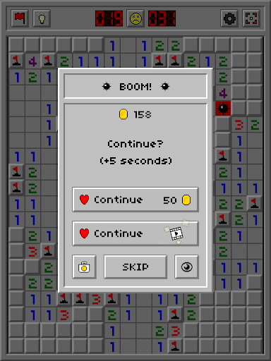 Minesweeper Classic: Retro 1.1.20 screenshots 15