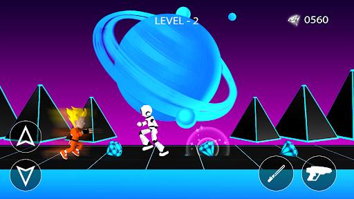 Space Escape Run  screenshots 2