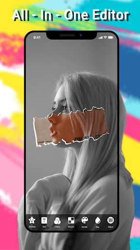 Photo Editor Pro - Collage Maker & Photo Gallery 1.3.2 Screenshots 1